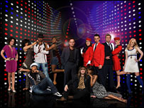 The Eurovision contenders
