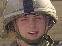 Rifleman Daniel Coffey