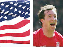 Stars and Stripes and Robbie Fowler
