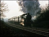 Locomotive Pic: Bob Green