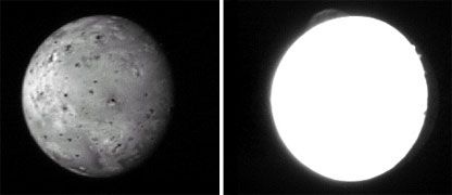 Io  Image: Nasa, JHUAPL, Southwest Research Institute