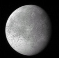 Europa, Image: Nasa, JHUAPL, Southwest Research Institute