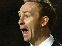 Alan Knill took over from Mick Harford
