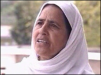Pooj Khala, Waheed Mahmood's mother-in-law