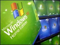 Microsoft XP