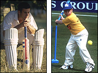 The different faces of grass-roots cricket