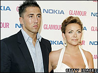 Gavin Henson and Charlotte Church