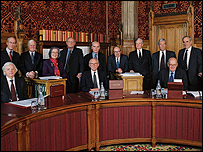 The Law Lords in 2005 � Malcolm Crowther, House of Lords