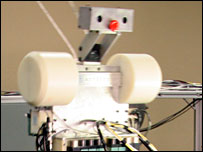 Dexter the learning robot