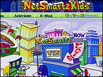 NetSmartKidz website