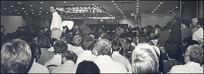 APS meeting New York 1987 (copyright: American Institute of Physics)