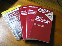 Zagat products