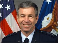 US Lt Gen Obering