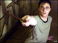 Daniel Radcliffe in Harry Potter and the Order of the Phoenix