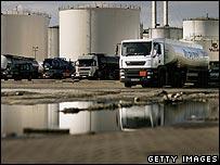 Vopak fuel depot