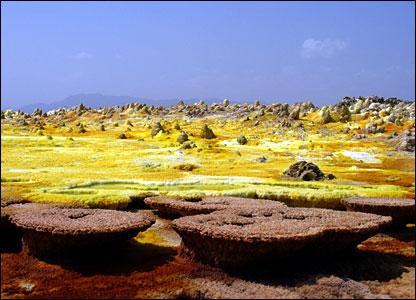 Afar region, Ethiopia. Pic sent by Ian Carson