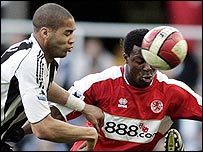 Oguchi Onyewu and Yakubu