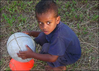 "Rob Watts: ""This picture was taken at Naila village on the main island, Viti Levu. It was taken in February last year while a friend and i were doing a sport volunteer project, developing Fiji's grass"