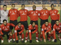 Egyptian club Ahly