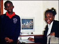 Michael and Shakira Dosunmu