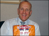 Jonathan Warburton
