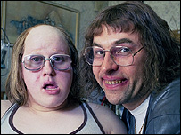 Andy and Lou in Little Britain