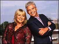 Fern Britton and Phillip Schofield of This Morning