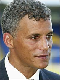 Torquay United head coach Keith Curle
