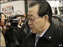 North Korean Deputy Foreign Minister, Kim Kye-gwan