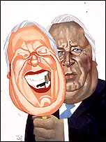 Trog's Edward Heath � Punch Magazine