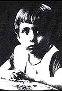 Gabriel Garc�a M�rquez de ni�o