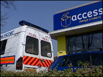 Access Self-Storage in Hanwell