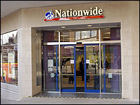 Nationwide branch in Exeter