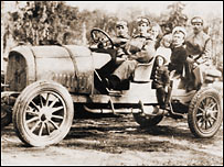 "Автомобиль ""Руссо-Балт"" (фото с сайта www.russobaltique.ru)"
