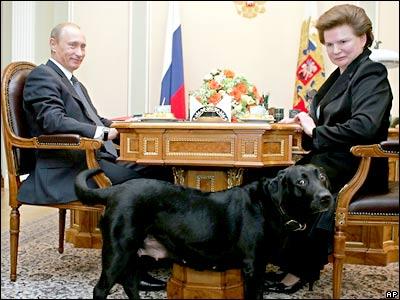 Только Терешкова представит Ярославскую область в государственной думе.