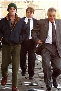 Peter Smith, 51, Derek Kokocinski, 56, and Jack Clarkson, 63