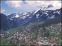 Grindelwald ski resort. File photo