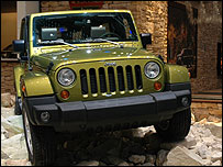 Chrysler jeep