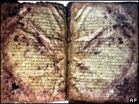 Archimedes Palimpsest, AP