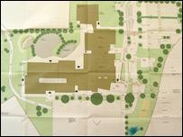 Tideway School plan