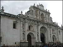 Catedral de Santiago de Guatemala