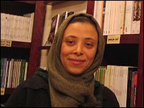 Abir Abdelhafez, profesora de literatura hispanoamericana