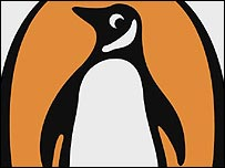 Logo of the Penguin publishing firm