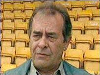 Torquay chairman Mike Bateson
