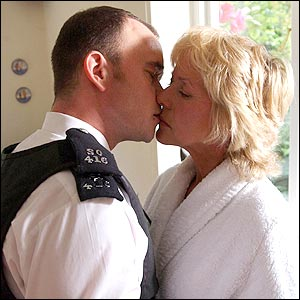 June Ackland and Gabriel Kent (played by Todd Carty)