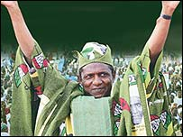 Umaru Yar'Adua [File photo from The Punch]