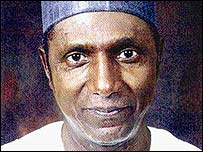 Umaru Yar'Adua [File photo from Daily Trust]