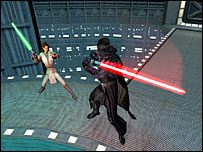 Star Wars Galaxies screenshot