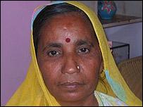 Housewife Chand Devi Makwana