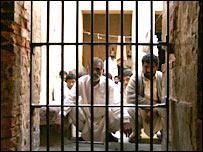 Rape accused in jail